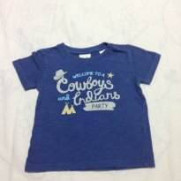 Camisa - 6 a 9 meses - Zara Baby