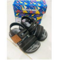 Sandalinha marrom - 19 - Molekinho