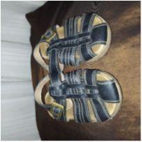 Sandália de couro ortopasso - 22 - Ortopasso