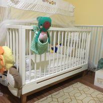 Quarto de Bebê marca OTTO (berço e cômoda) -  - Sleeper