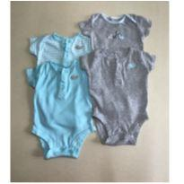 Kit bodies carters - 3 meses - Carter`s