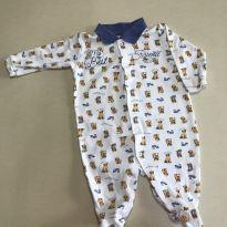 Macacão mini & kids - 3 meses - Mini & Kids