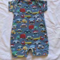 Romper up baby - 3 a 6 meses - Up Baby