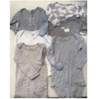 Kit bodies carters - 9 meses - Carter`s