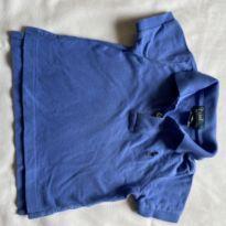 Camisa polo - 9 meses - Ralph Lauren