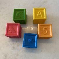 Conjunto cubos -  - Bda