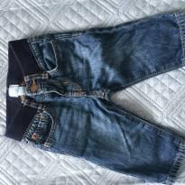Calça jeans gap baby tam 3/6 meses - 3 a 6 meses - GAP