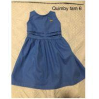 Vestido Marca Quimby - 4 anos - Quimby