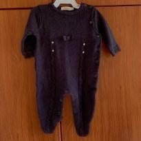 Macacão saída de maternidade lindo - Recém Nascido - Alô bebê