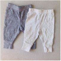 Kit calças carter's - 0 a 3 meses - Carter`s e Child of Mine