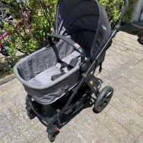 Carrinho Kiddo Galaxy + bebê conforto -  - Kiddo
