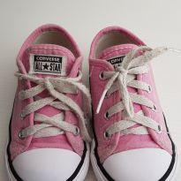 Tênis Infantil Converse All Star - Rosa (tam. 21) - 21 - ALL STAR - Converse