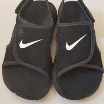 Sandalia Nike Sunray Adjust 4 - Preta (tam. 31) - 31 - Nike