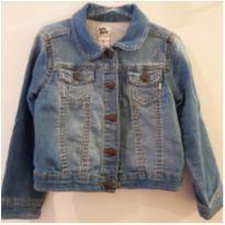 Jaqueta Infantil De Jeans Baby Bgosh Tam 3 Anos - 3 anos - OshKosh