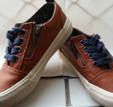 0e292d49bfd Sapatênis Zara 26 no Ficou Pequeno - Desapegos de Sapatos quase ...