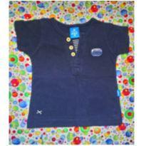 Camiseta Hering Kids - 6 a 9 meses - Hering Kids