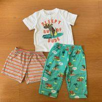 Pijama carter's - 9 a 12 meses - Carter`s