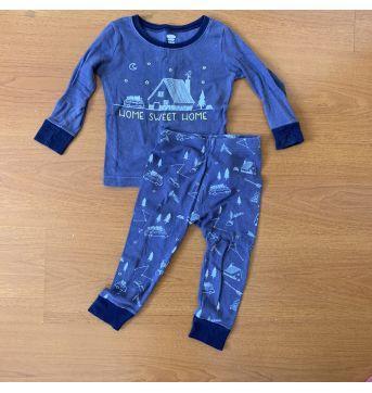 Pijama Old Navy - 18 a 24 meses - Baby Gap e Old Navy