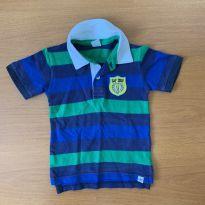 Camisa Polo Baby GAP - 12 a 18 meses - Baby Gap