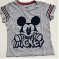 Camiseta Mickey - 1 ano - Disney