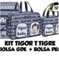 Kit bolsa maternidade Tigor -  - Tigor T.  Tigre