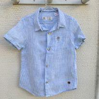 Camisa Zara - 3 anos - Zara