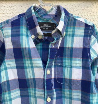 Camisa Xadrez - 2 anos - H&M