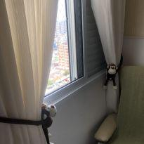 Pingente / Prendedor de Cortina Macaco -  - Não informada
