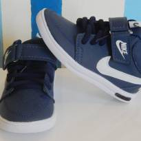 Tênis Nike Azul Estiloso! - 23 - Nike Replica