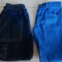 Kit Calça jeans!6 anos. - 6 anos - esqueci a marca