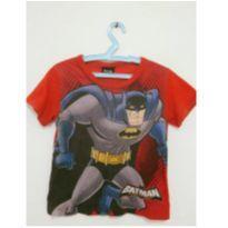 Camiseta do Batman! - 1 ano - Fakini