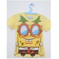 Camiseta Bob Esponja! - 3 anos - nickelodeon