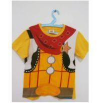 Camiseta Woody do Toy Story! - 3 anos - Toy Story