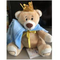Urso de pelúcia príncipe -  - BBR Toys