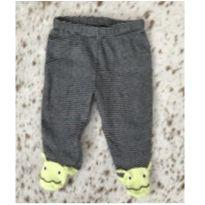 Calça monstrinhos carters - 0 a 3 meses - Carter`s