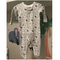 Macacão lindo ursinhos 3-6m - 3 a 6 meses - Baby Way