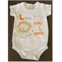 Conjuntinho Lion lindo - Recém Nascido - Korte e Rekorte