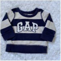 Moletom Baby Gap lindo 6-12 meses - 1 ano - Baby Gap
