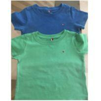 Kit camisetas Tommy 12m - 1 ano - Tommy Hilfiger