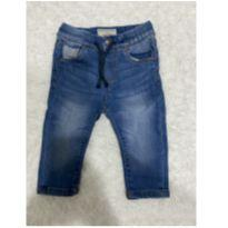 Linda calça jeans Zara 6-9m - 6 a 9 meses - Zara e Zara Baby