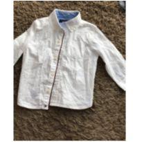 Linda camisa social Tommy 12m - 1 ano - Tommy Hilfiger