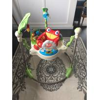 Jumperoo Fisher Price rainforest