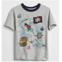 Camiseta gap baby piratas - 18 a 24 meses - Baby Gap
