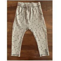 Calça quadradinhos Zara - 18 a 24 meses - Zara Baby