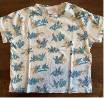 Camiseta onça Zara baby - 12 a 18 meses - Zara Baby