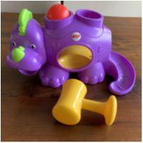 Martela dinossauro fisher price -  - Fisher Price
