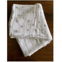 Fraldão algodão estampado Zara home -  - Zara Home Kids