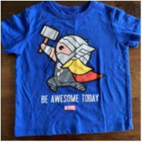 Camiseta gap Thor - 2 anos - Baby Gap