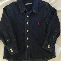 Blusão Jeans original Reserva Mini - 4 anos - Reserva mini