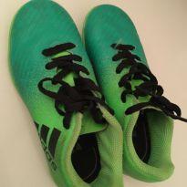 Chuteira Adidas Verde para futsal - 28 - Adidas
